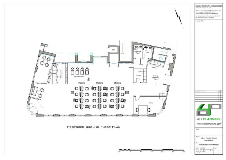 Cad drawings Model 1